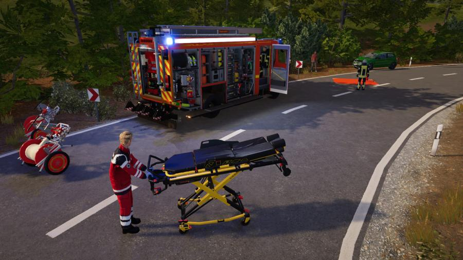 Emergency Call 112 - The Fire Fighting Simulation 2 Screenshot 3