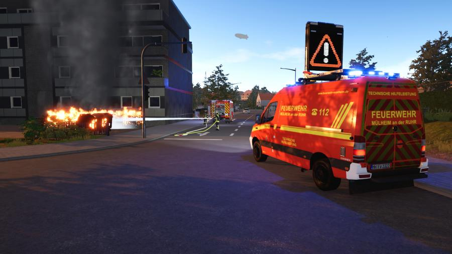 Emergency Call 112 - The Fire Fighting Simulation 2 Screenshot 9