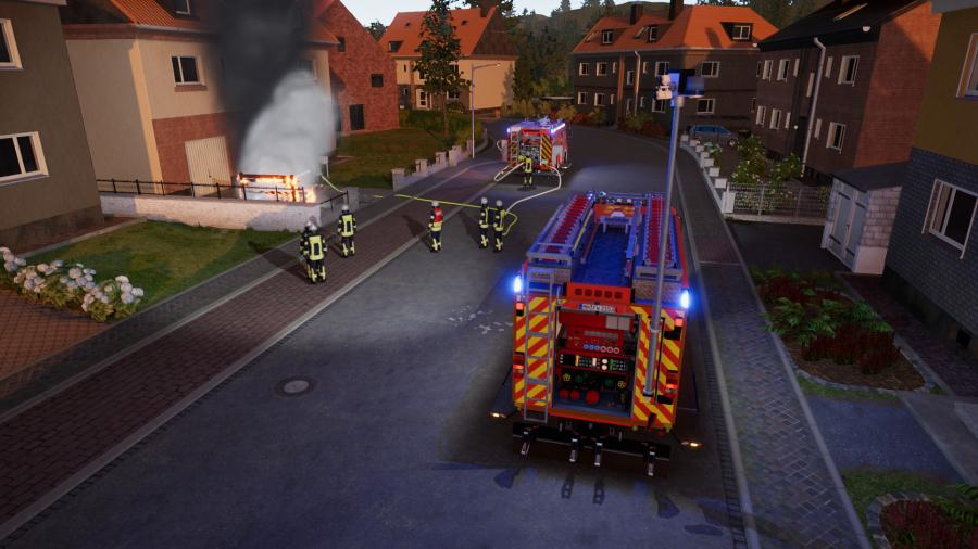 Emergency Call 112 - The Fire Fighting Simulation 2 Screenshot 6