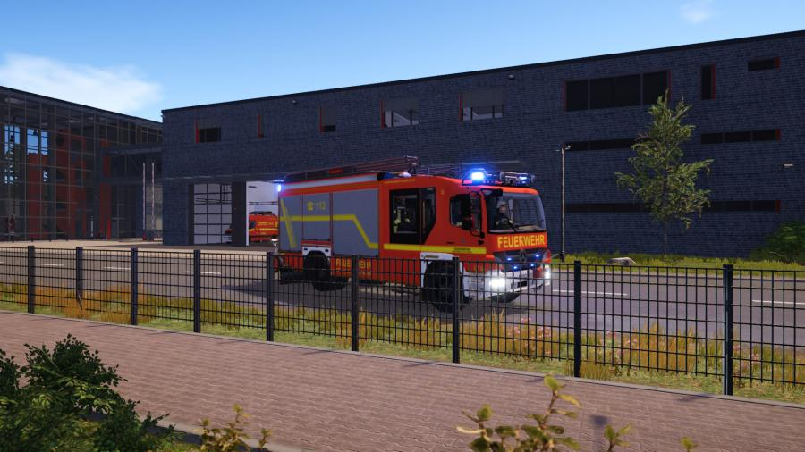 Emergency Call 112 - The Fire Fighting Simulation 2 Screenshot 5