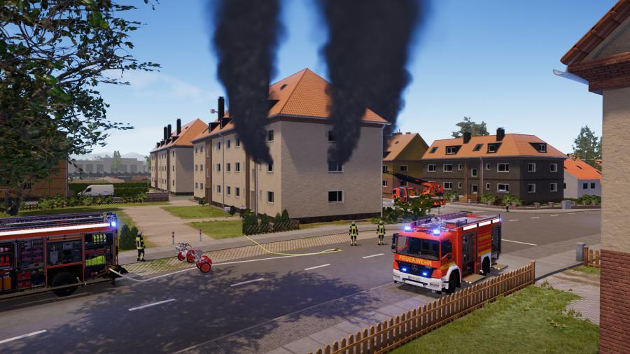 Emergency Call 112 - The Fire Fighting Simulation 2 Screenshot 2