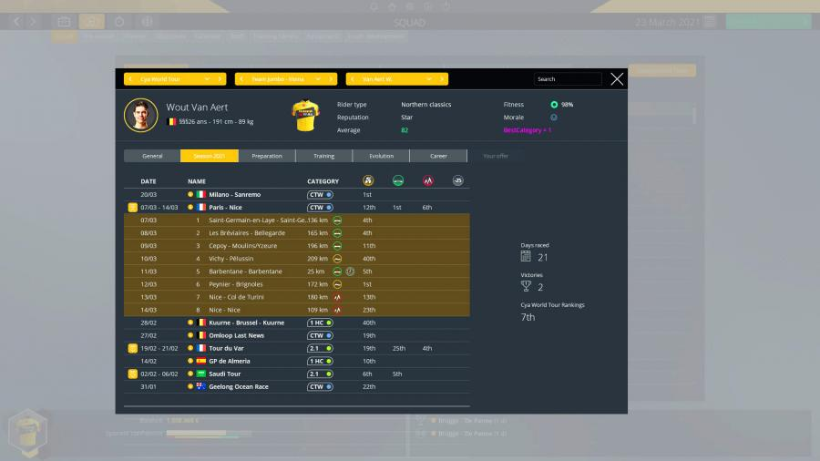 Buy Pro Cycling Manager 2021, PCM 21 Steam Key - MMOGA
