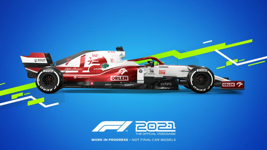 F1 2021 - Deluxe Edition Screenshot 7