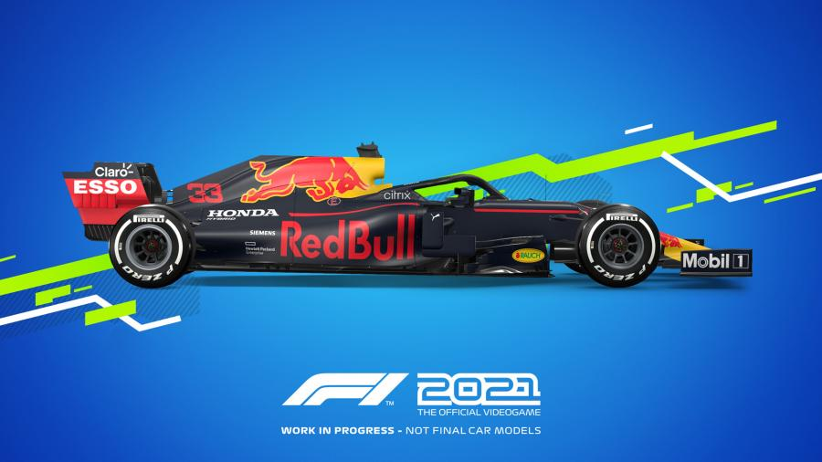 F1 2021 - Deluxe Edition Screenshot 3